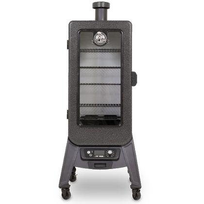 PitBoss verticalsmoker 3-series pelletsuitsuahi suitsuahi pelletiküttel grilliguru grillimaailm