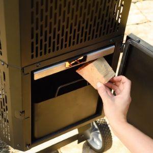 Masterbuilt automaatne söegrill grilliguru suitsuklotsid