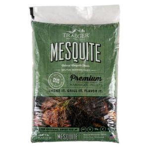Traeger mesquite grillpellet pelletgrill grilliguru