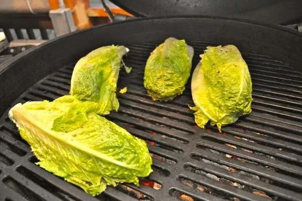 Grilled Lettuce - 073