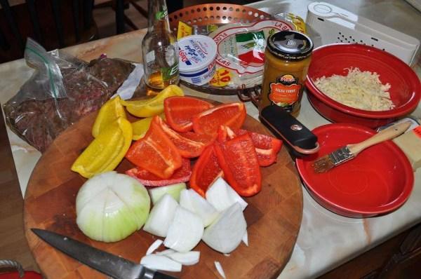 Grilled Steak Fajitas-1