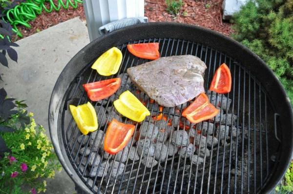 Grilled Steak Fajitas-6
