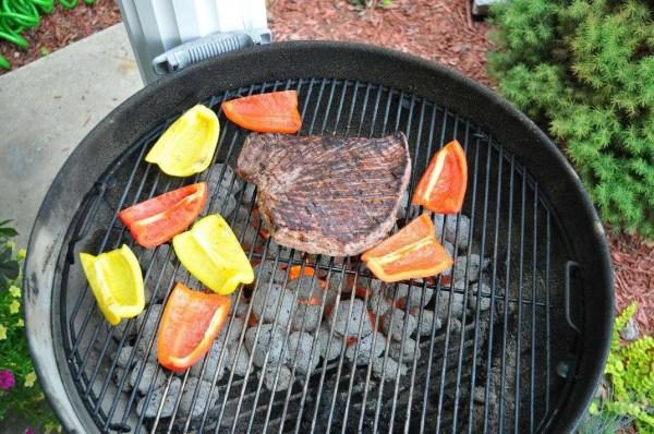 Grilled Steak Fajitas-7