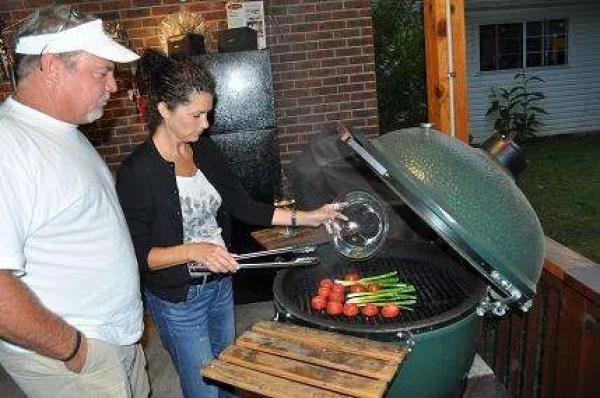 Grilled Bruschetta 1