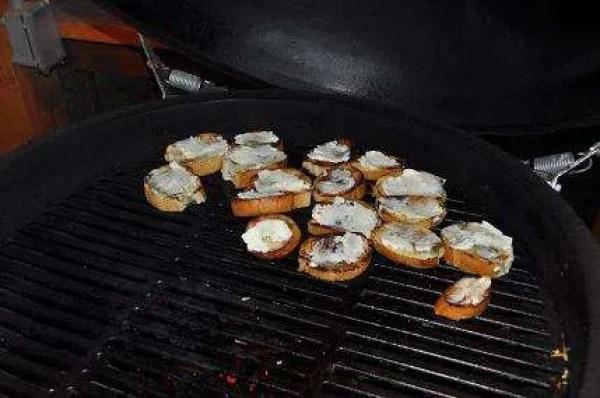 Grilled Bruschetta 12
