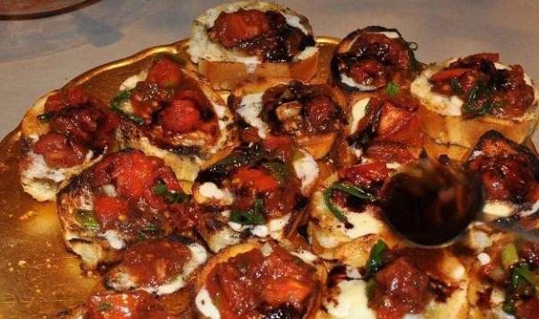 Grilled Bruschetta 15