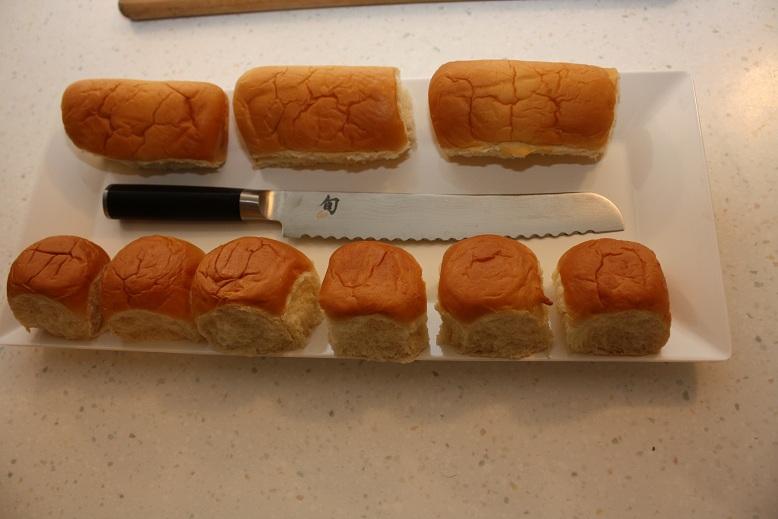 Bacon Wrapped, Stuffed Pork Tenderloins - 32