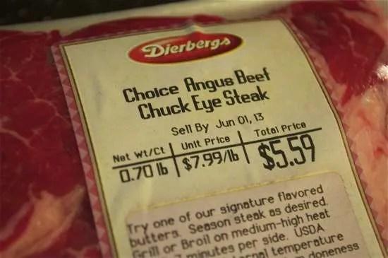 how to fix chuck steak