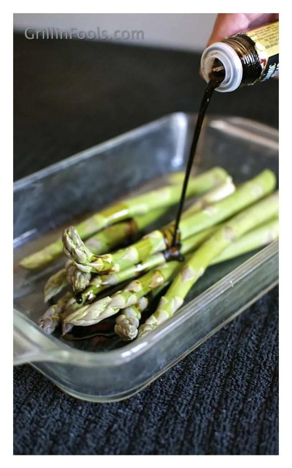 Balsamic Grilled Asparagus 2