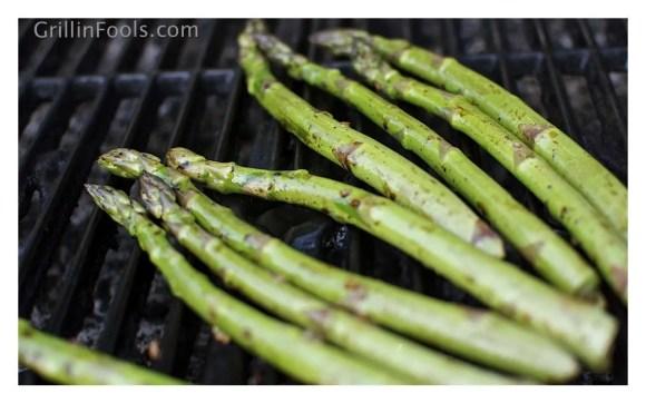 Balsamic Grilled Asparagus 6