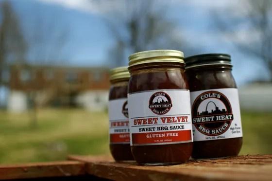 Cole's Sweet Velvet BBQ Sauce - 015