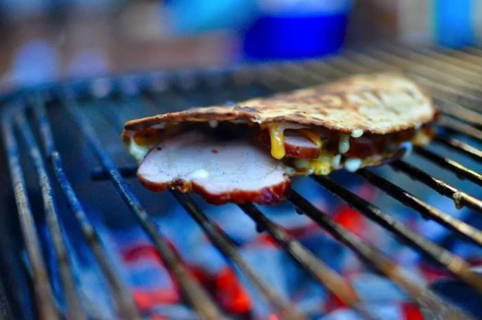 Chipotle Pork Tacos with Lime Sour Cream - 20