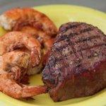 Maryland Style Grilled Shrimp