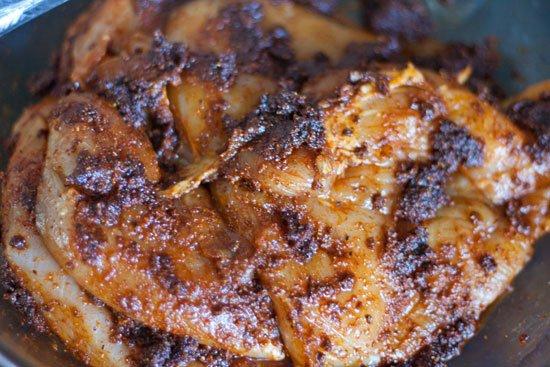Spicy Grilled Chicken Sandwich