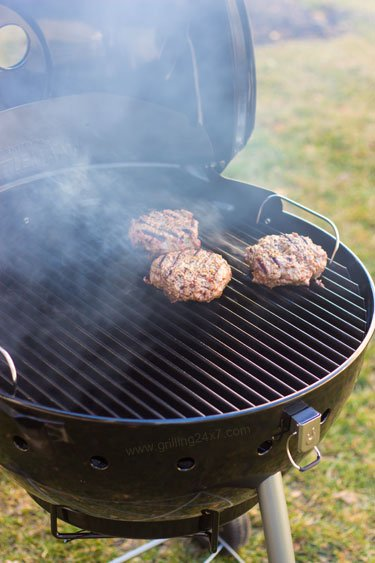 Char-broil Kettleman grill review