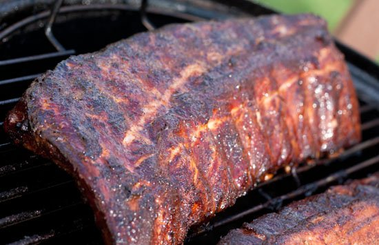 BBQ Rib Glaze Recipe with Honey and Chipotle Peppers