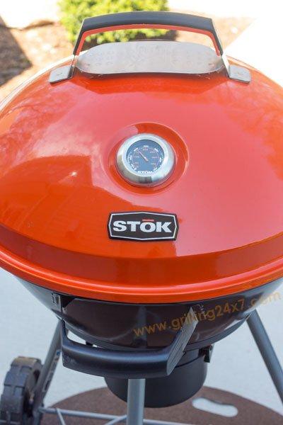 Pork Tenderloin Sliders - Stok Drum Charcoal Grill Review
