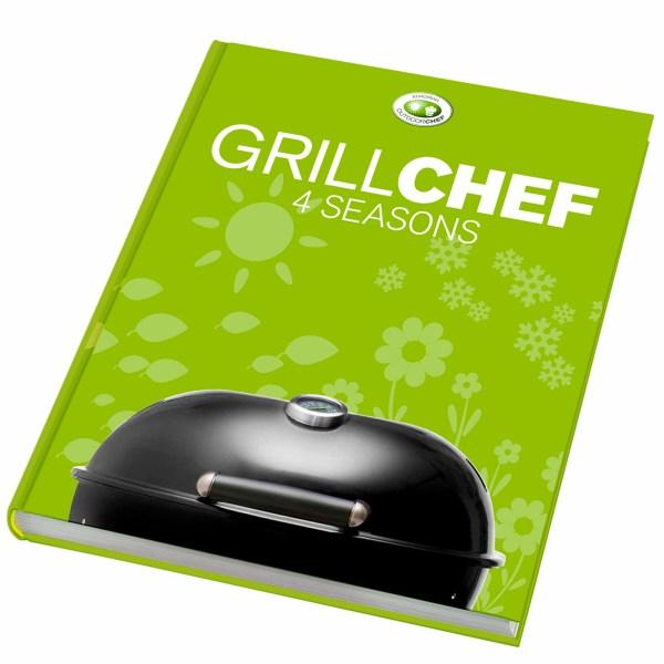 GRILLCHEF 4계절 요리책