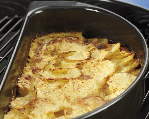 GRATINATED POTATOES