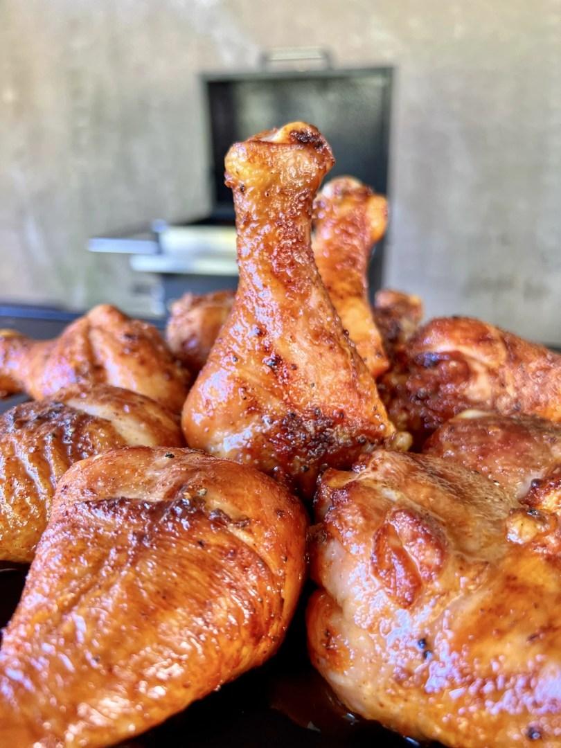Maple habanero Chicken