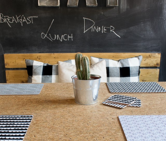Steps To Creating A Chalkboard Wall Grillo Designs