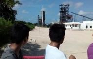 Ejidatarios denuncian el reinicio de operaciones de una calera, en Chocholá