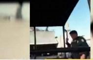 Policias de Cozumel arrastran a un perro amarrado a su patrulla (VÍDEO)