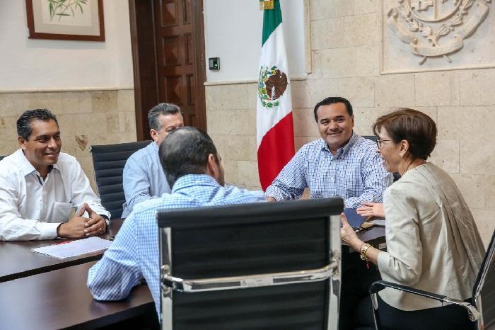 Mérida, sede de la junta internacional del Ombudsman