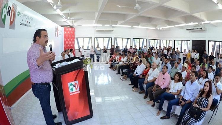 Carlos Sobrino se presenta en Quintana R. como mesías, pero es judas