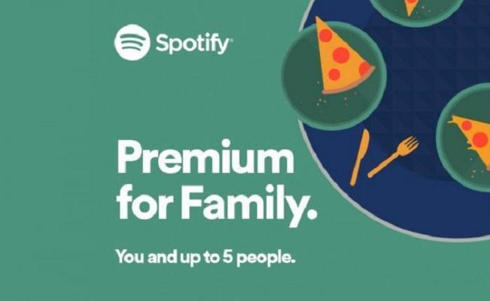 Spotify pedirá un comprobante de domicilio a los usuarios con plan familiar