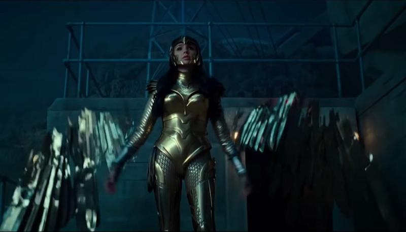Presentan el tráiler de Wonder Woman 1984 (VÍDEO)