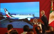 Rifa del avión no es ocurrencia, afirma AMLO: Será un museo por mientras