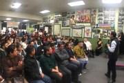 Migrantes yucatecos reciben obsequios de sus familias