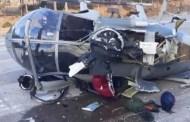 Un helicóptero de la Sedena se cayó, en Chihuahua: Hay cinco heridos