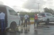 Tres carambolas involucran a 16 autos, en el Periférico y en la carretera a Motul