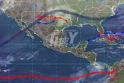 Sube la temperatura: Martes con 34º C y chubascos en el noreste de Yucatán