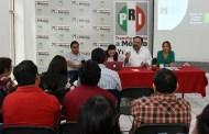 """""""La verdadera fuerza del PRI está en su militancia"""", afirma Francisco Torres"""