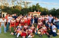Kanasín, Reyes y Deportivo Dzan, los líderes de la liga estatal de fútbol con 36 puntos