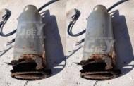 Estalla un tanque de gas, en la gasera de Tomza, en Yucalpetén