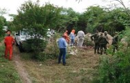 El ejército y Pemex hallan una toma clandestina de diésel, en la carretera Mérida-Progreso