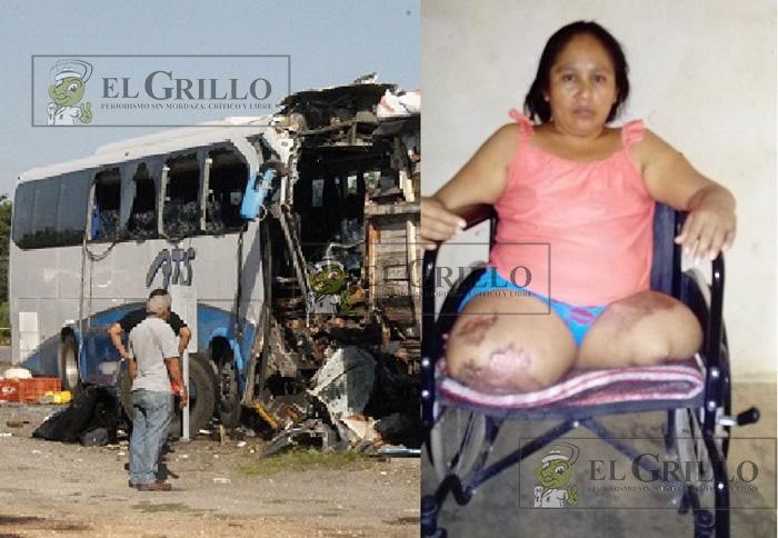 ADO se niega a indemnizar a una mujer que perdió las dos piernas en un accidente