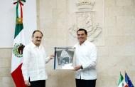 Mérida y la Unión Europea trabajarán juntos en materia de desarrollo sustentable