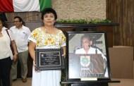 Francisca Moo Yah ganó el reconocimiento
