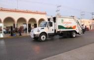 Pamplona brindará servicio de recolección de basura en Umán