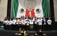 Priistas votan a favor de la Guardia Nacional; Cecilia Patrón y Elias Lixa la rechazan