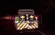 Mueren dos motociclistas tras caer a una hondonada, en la vía Kantunilkín-Colonia Yucatán