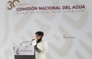El Gobierno de México refundará a la Conagua como una institución transparente y eficiente