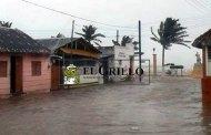 """El Sur y el Oriente también fueron """"víctimas"""" del fuerte """"norte"""" que azotó a Yucatán"""