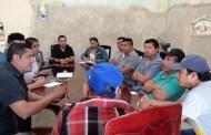 Inician los cursos de capacitación para la recolección de envases de residuos tóxicos, en Oxkutzcab
