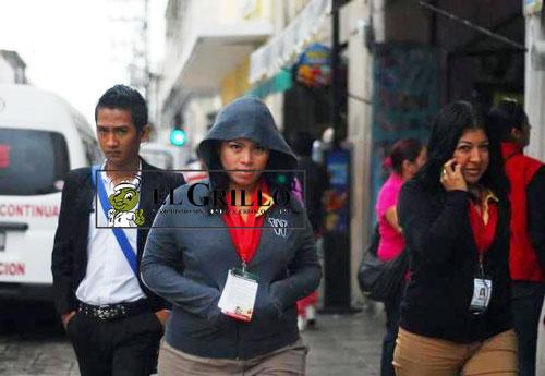 Frío de 5 grados Celsius en el Cono Sur: en el resto de Yucatán sería de entre 7 y 13
